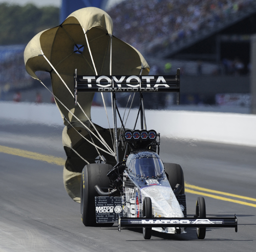 Top Fuel winner - Antron Brown