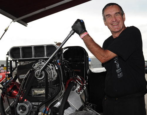 Larry Dobbs has been active - non stop - in TAFC class racing since 1982!