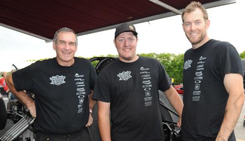 Larry Dobbs, Tyler Scott & Kevin Dobbs