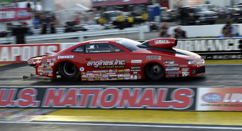 Defending World Champion Erica Enders-Stevens won her first U.S. Nationals event title.