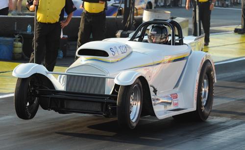 Super Gas winner -Lee Klingensmith