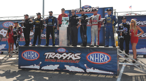 The 8 best fuel FC drivers in the world faced off for $100G from Traxxas on Sunday