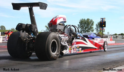 Joe Passero took the hard fought win in the Sinister Quick 16