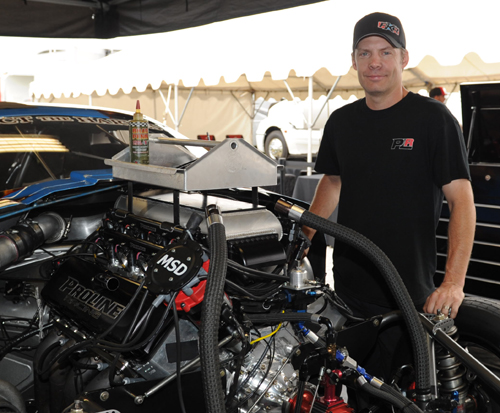 BFR team racer Kevin Fiscus is the 2015 Champion for the PDRA's ferocious Pro Boost PM class category.