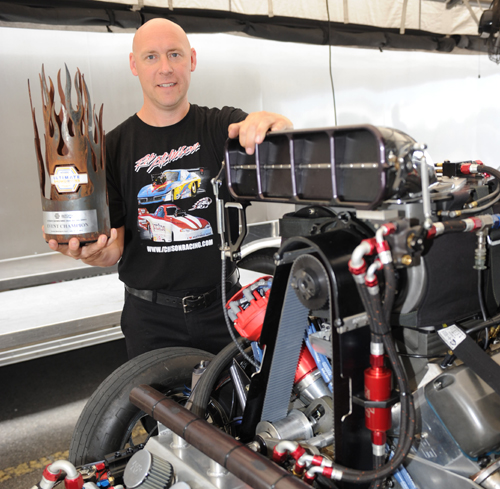 Rob Atchison dominated the first ever USDRS Pro Mod season circuit.