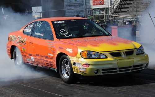 Canadian Drag Racing Hall of Fame member Wally Clark finished tied for 5th in  2015 points.