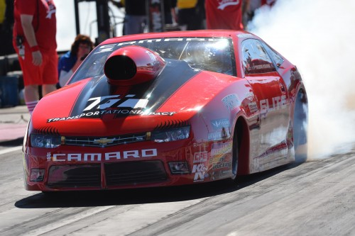 Erica Enders won her 2nd consecutive NHRA Pro Stock World Championship