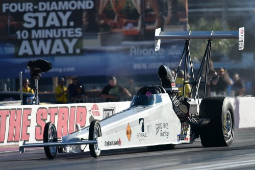 Don St. Arnaud qualified his injected nitro car #5 in TAD and set top speed of the meet for the class at 277.09 mph.