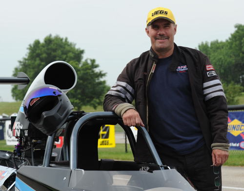 Mike Shannon came so very close to winning NHRA's Lucas Oil World Championship Super Comp  title.