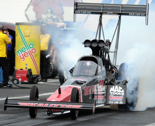 JR Todd's Kalitta Motorsports Top Fuel Dragster