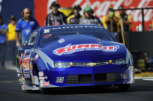 The Summit Racing Chevys are now 2-2 in NHRA Pro Stock events so far in 2016