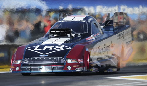 Funny Car winner - Tim Wilkerson