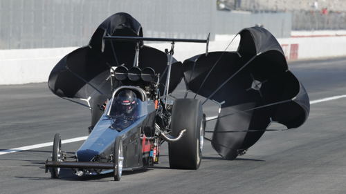 Shawn Cowie has now won the NHRA season opener two years consecutively!