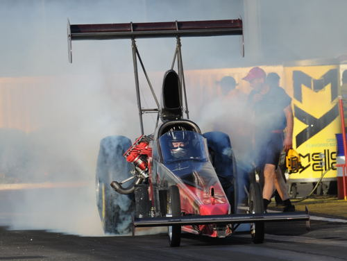 """Another great Canadian effort at Pomona came from an invading """"Bull"""" from Manitoba!"""