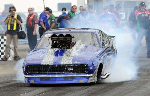 Western Canadian Pro Mod Patriarch Joe Delehay has been a driving force behind the new WDRL