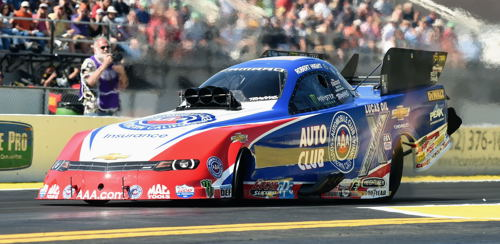 Robert Hight also won for JFR - taking the fuel FC title.