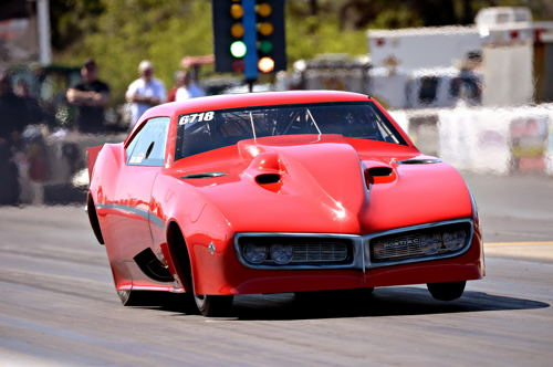 The all new RH Racecars Firebird made it's competition debut last weekend.