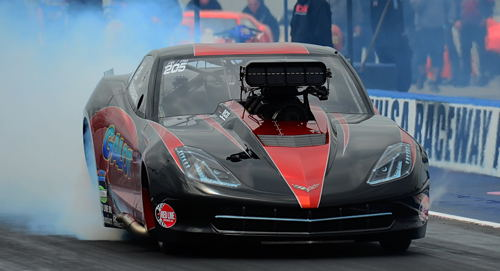 Tulsa's PDRA season opener included record fast 3.75 secs ET in Pro Boost for Kevin Rivenbark.