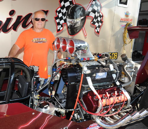 Ontario's Lyle Williams will graduate up from T/D to TAFC racing this season.