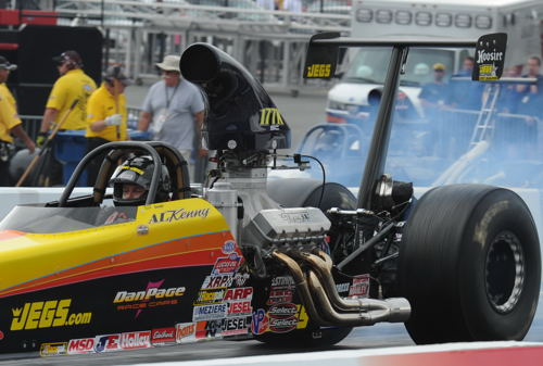 Super index racers Jason and Al Kenny both had strong runs at zMax - Jason to the 3rd round in S/G and Al to the 4th round in S/C