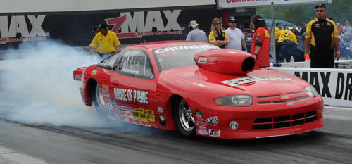 Mark Payne defeated a very competitive Top Sportsman program.