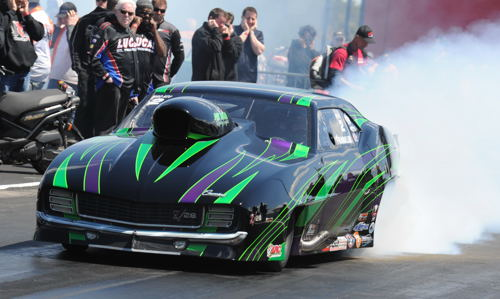 Tommy Franklin scored in the P/N Tulsa final round.