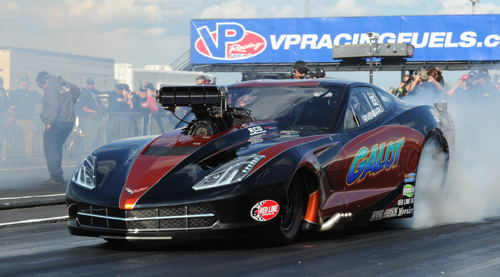 The PDRA Springnationals event Pro Boost winner was Kevin Rivenbark's C7