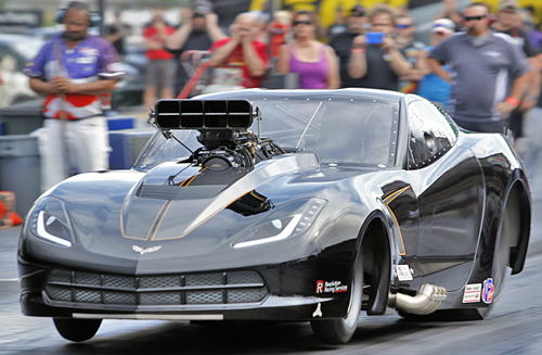 Canada's Paolo Giust emerged victorious in the Pro Mod class in 2015!