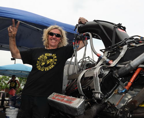 Three Canadian Top Fuel drivers (Ike Maier - Todd Paton - Smax Smith) will be in contention this weekend at the 2016 Canadian Nitro Nationals