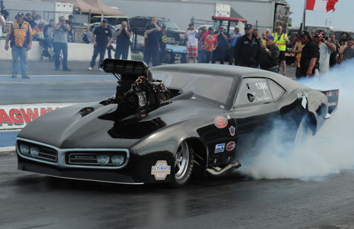 It's round #2 for the USDRS Pro Mod cars this weekend!