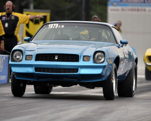 Moncton New Brunswick is home base for Terry Knapper's I/S '78 Camaro