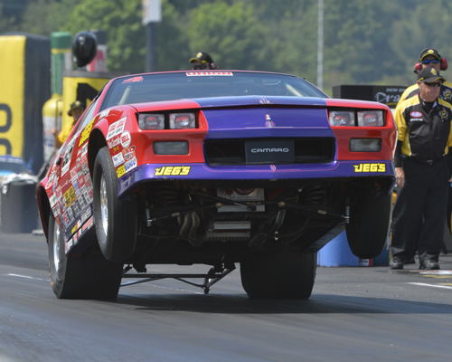 John Santangelo continued his Super Stock domination at Epping - winning the event for the 3rd time in a row!
