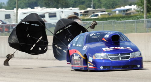 Windsor's Larry O'Brien will attempt to successful defend his Mountain Motor Pro Stock title during the Mopar Canadian Nationals later this month.