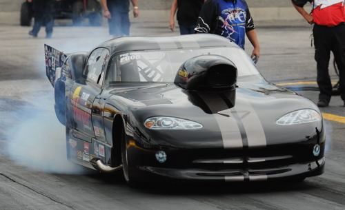 Billy Harper - who attended the very first Mopar Canadian Nationals back in 2000 - came away the Pro Mod winner in 2016.