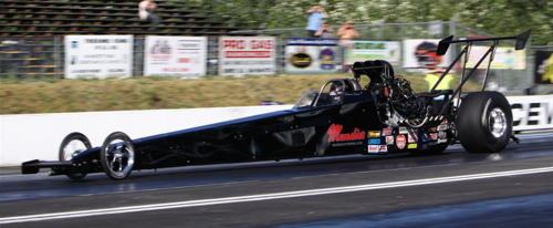 Shawn Cowie protected his home turf with a convincing TAD victory during Mission's Lordco BC Nationals Lucas Oil event