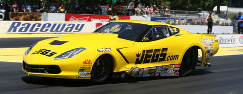 Defending series champion Troy Coughlin found victory lane for the first time this season - last Sunday