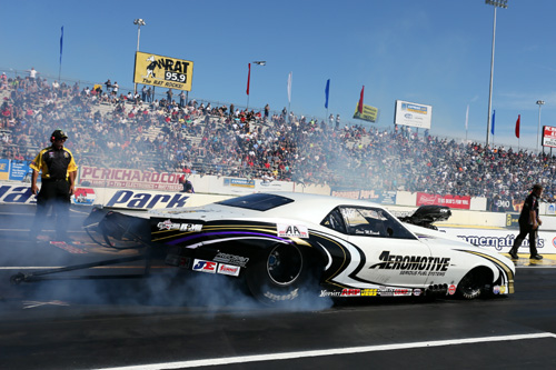 Steve Matusek went to the semi final round in Pro Mod.
