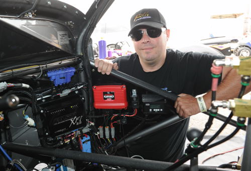 Robert Zarcone (from Protech Racing Engines) is leading the Roth Racing's new EFI initiative.