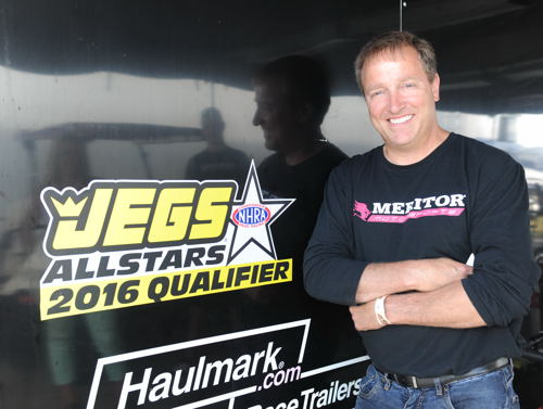 """All-Star Appearance -- Congratulations are in order for Paul Noakes and his great TAFC racing team who have qualified for the highly prestigious Jegs Sportsman All Stars event coming next week at Chicago. For Noakes who has won races at both the NHRA divisional and national level - it will be his first time in NHRA's """"Elite Eight"""" - which features only the best machines in North America. Go get 'em Paul!"""