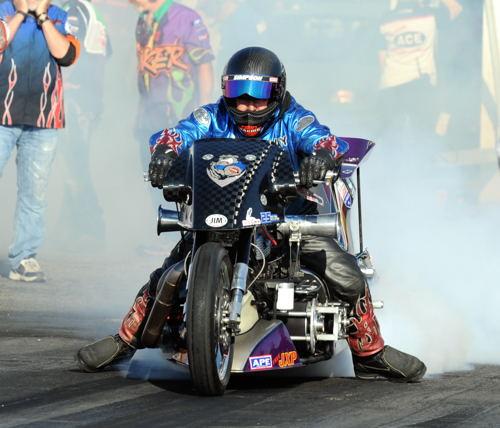 Nitro Motorcycle winner - Jay Turner