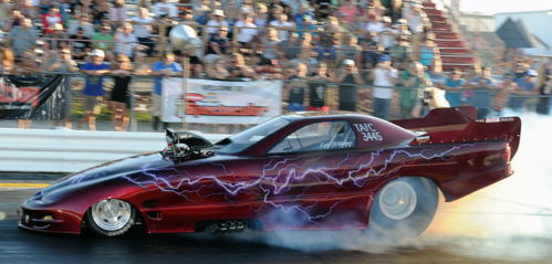 Canada's newest TAFC licensed racer - Lyle Williams - made some nice progress forward testing his Firebird at GBM.