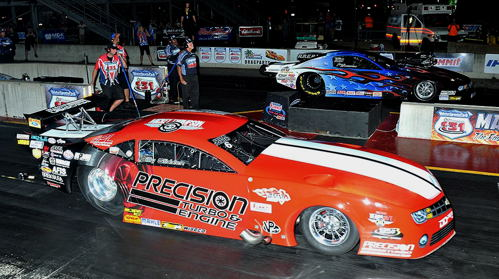 Billy Glidden defeated Jason Hamstra in the Crower Pro Mod Final.