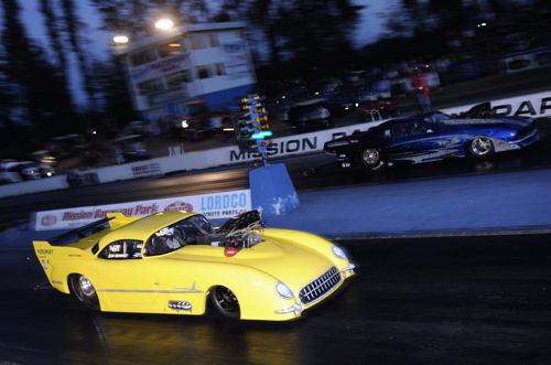 Canadian PM racers Glen Kerunsky and Joe Delehay both ran well during qualifying for the Mission Raceway WDRL feature.