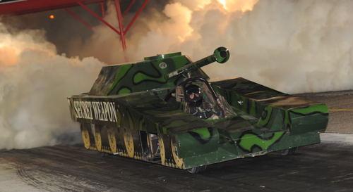 SIR-Tank
