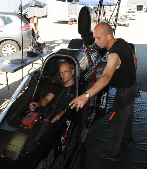 Gord Gingles and Clif Bakx continued their prominence in NHRA's Lucas Oil Central Division this season!