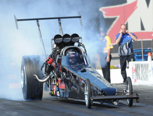 Delta BC's Shawn Cowie won at ZMax Dragway's NHRA Carolina Nationals.