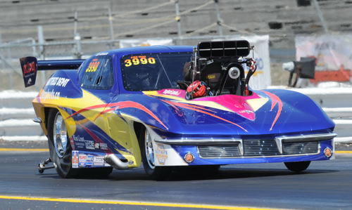 Defending USDRS champion Rob Atchison qualified #1 - but was then upset in round #1