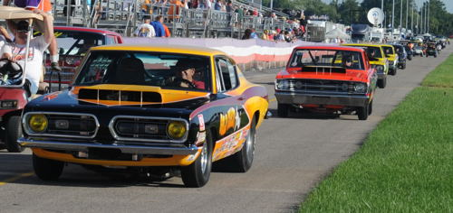 20 cars were entered for this year's event...