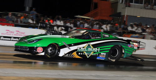 DragStock's Pro Extreme Class winner - Tommy D'Aprile