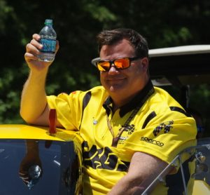 Troy Coughlin's win was the 8th of his Pro Mod class career